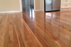 SPOTTED GUM Select grade Satin